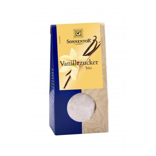 Vanillezucker gemahlen
