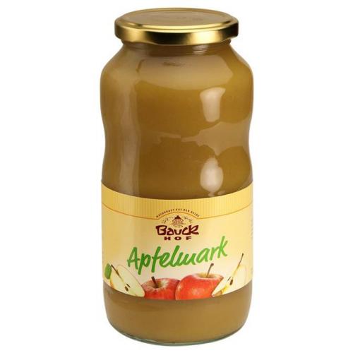 Bio Apfelmark ungesüßt Bauck 700g
