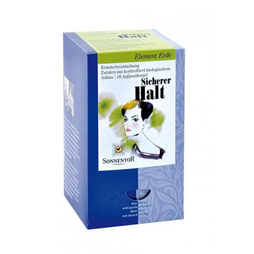 Sicherer Halt Tee Hildegard - Element Erde