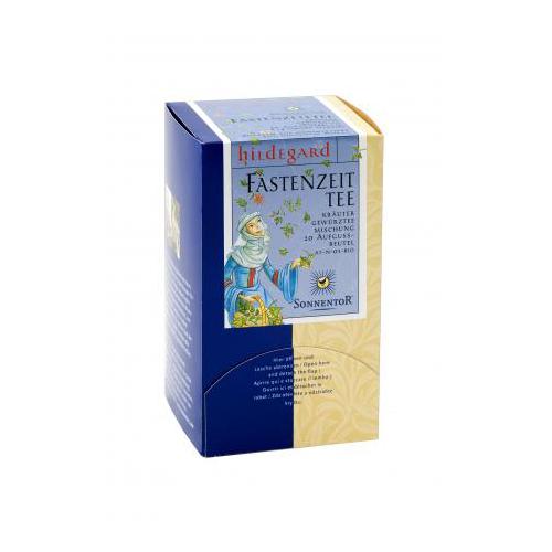 Fastenzeit-Tee Hildegard Aufgussbeutel