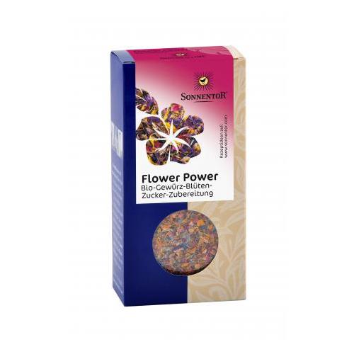 Flower Power Gewürz-Blüten-Zubereitung Packung