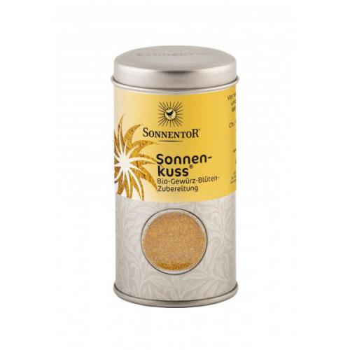 Sonnenkuss Gewürz-Blüten-Zubereitung Streudose