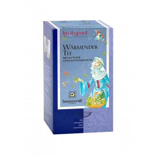 Wärmender Hildegard-Tee