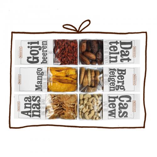 Edle Trockenfrüchte Geschenkset 6 Sorten