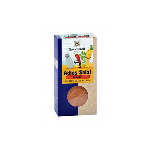 Adios Salz! Scharfe Gemüsemischung bio