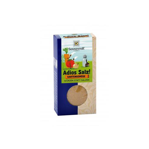 Adios Salz! Gartengemüse Gemüsemischung