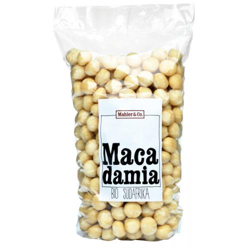 Bio Macadamia Nusskerne 1kg