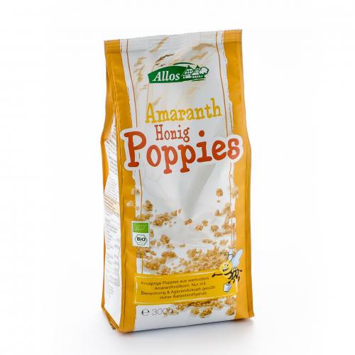 Amaranth Honey Poppies