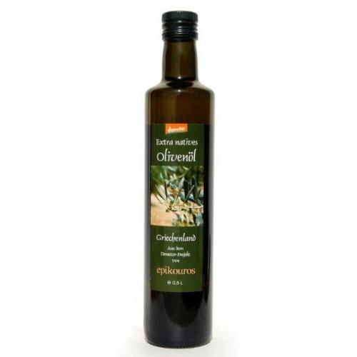 Bio Olivenöl DEMETER nativ Griechenland