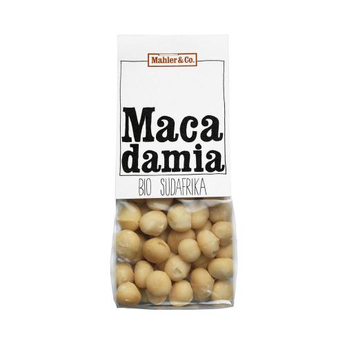 Bio Macadamia ganz
