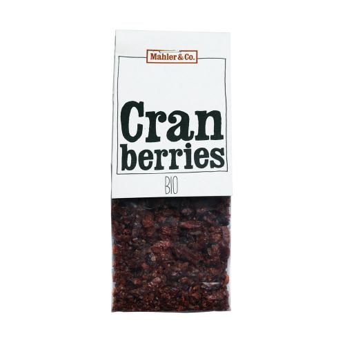 Bio Cranberries