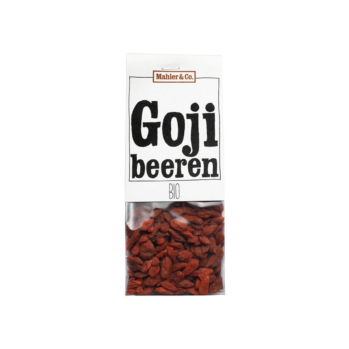 Bio Gojibeeren 120g