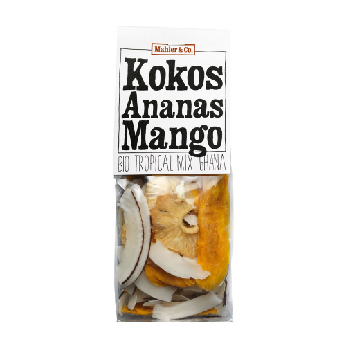 Bio Tropical Mix Ananas Mango Kokos