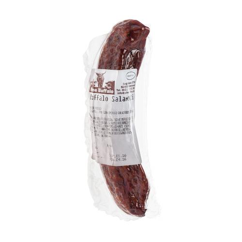 Bio Buffalo Büffel Salametti 1 Stk