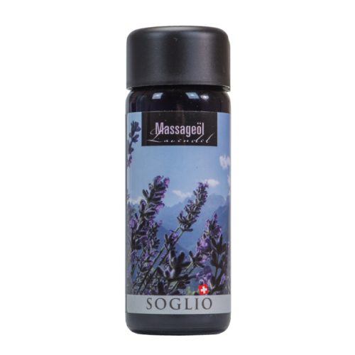 Massageöl Lavendel 100ml