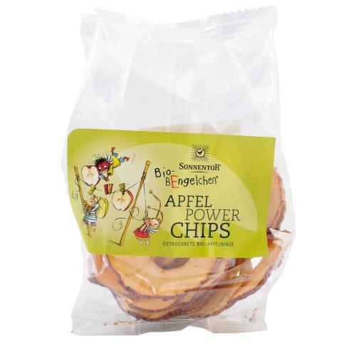 Apfel-Power-Chips Bio-Bengelchen