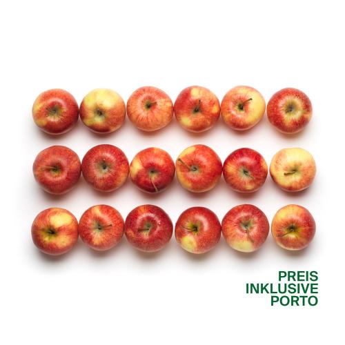 BIO BOX Abo Schweizer Bio-Äpfel 6kg