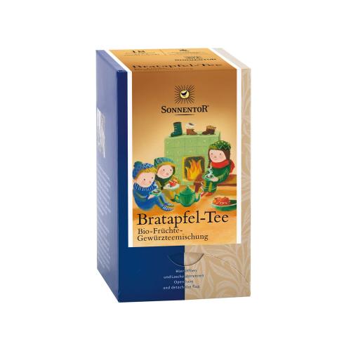 Bratapfel Tee Doppelkammerbeutel