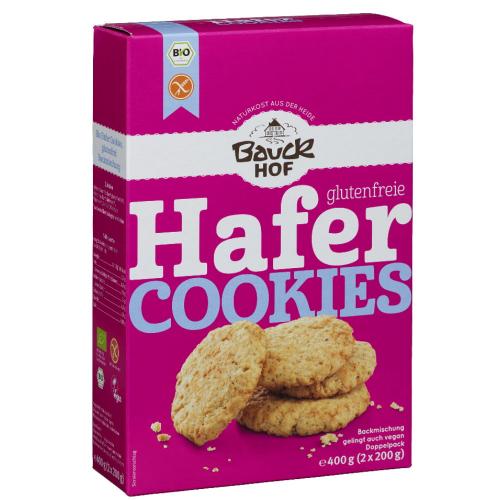 Bio Hafer Cookies Bauck glutenfrei