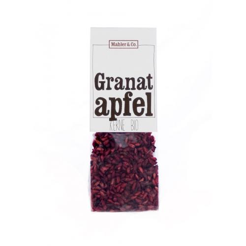 Bio Granatapfelkerne