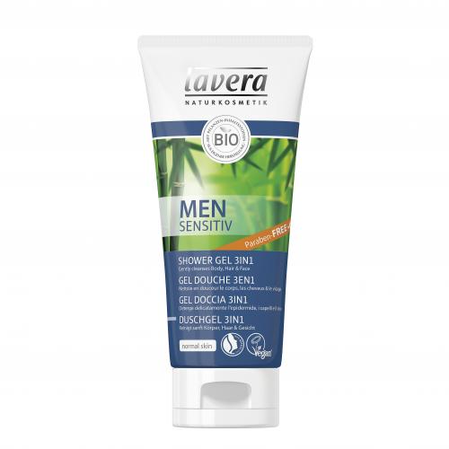 3in1 Dusch-Shampoo Men sensitiv