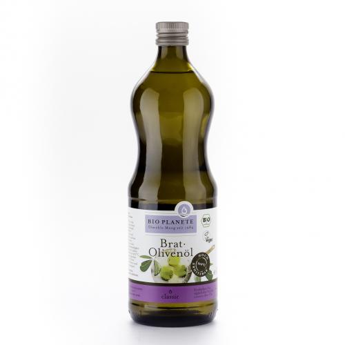 Brat-Olivenöl