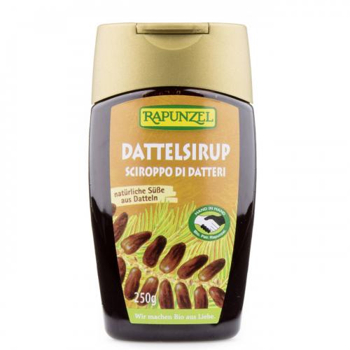 Dattelsirup, HIH Flasche 250 ml/Plastik Einweg - Rapunzel