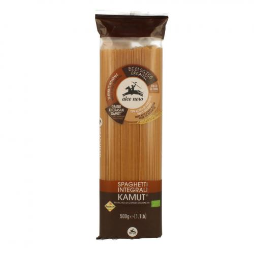 Spaghetti Kamut Vollkorn, 100% Kamut Beutel 500 g - Alce Nero
