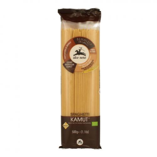 Spaghetti Kamut hell, 100% Kamut Beutel 500 g - Alce Nero