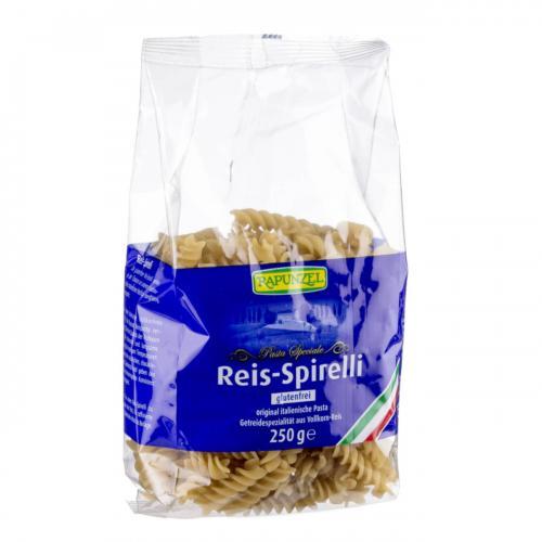 Reis-Spirelli Vollkorn Beutel 250 g - Rapunzel