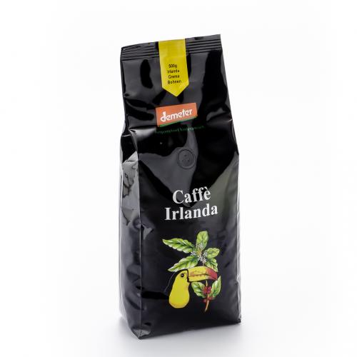Caffè Irlanda Crema Bohnen Beutel 500 g - Henauer