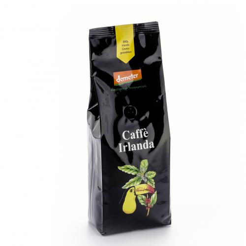 Caffè Irlanda Crema gemahlen Beutel 500 g - Henauer