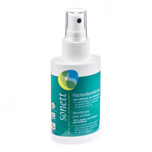 Flächendesinfektion, Spray Flasche 100 ml - Sonett