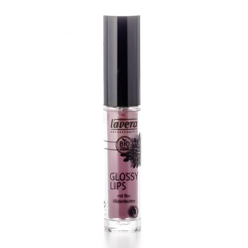 Glossy Lips -Magic Red 03- Flasche 6.5 ml/Plastik Einweg - Lavera