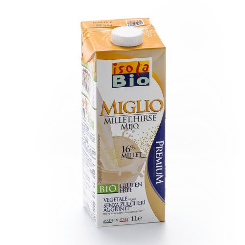 Hirse Drink Isola Bio 1l