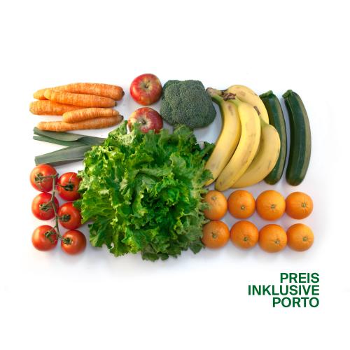 BIO BOX Gemüse & Früchte ABO MINI MIX