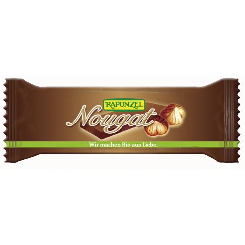 Riegel Nuss-Nougat hell
