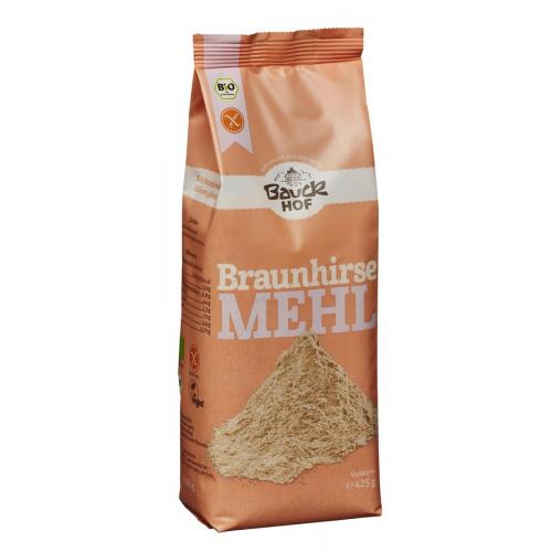 Bio Braunhirsemehl glutenfrei Bauck