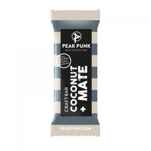PEAK PUNK Bio Craft Bar Coconut Mate 38g