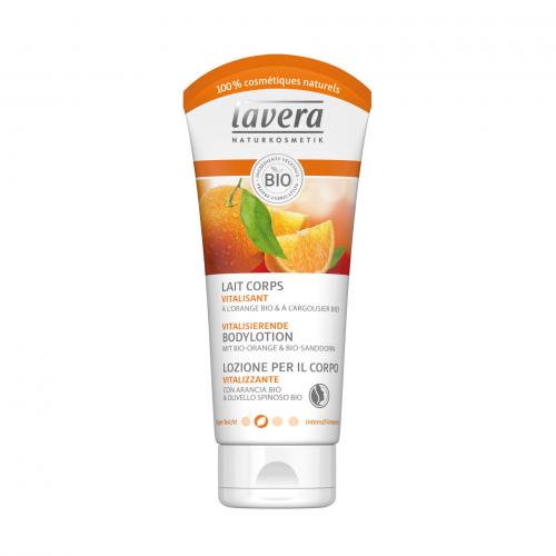 Bodylotion vitalisierend bio-Orange & bio-Sanddorn