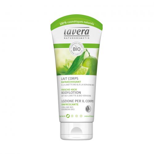 Bodylotion erfrischend bio-Limone & bio-Verveine