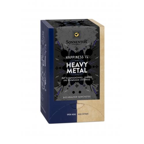 Heavy metal Tee bio