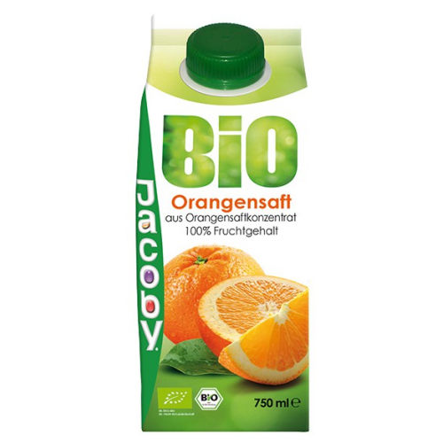 Jacoby Orangensaft 0.75l
