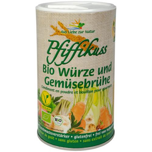 Bio Bouillon & Würze Pfiffikuss 250g glutenfrei