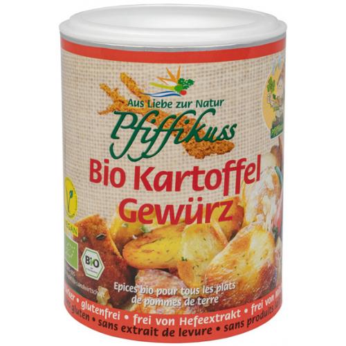 Bio Kartoffelgewürz Pfiffikuss 100g