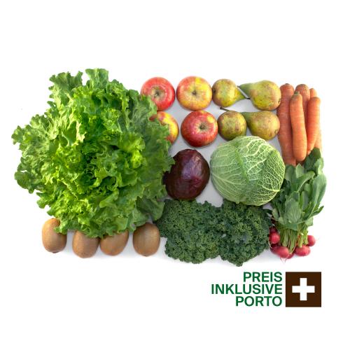 BIO BOX Abo Gemüse & Früchte SCHWEIZ