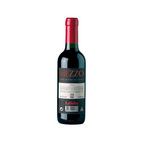 LaSelva Mezza bottiglia - Vino Rosso da Tavola