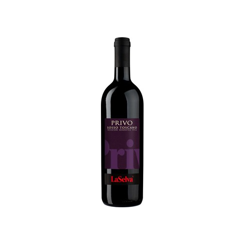 LaSelva Privo Rosso Toscana DOC 2016 ohne Sulfit