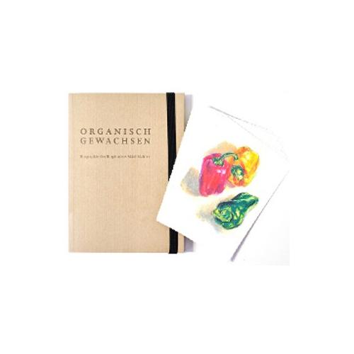 Buch Organisch gewachsen, Mänis Biographie