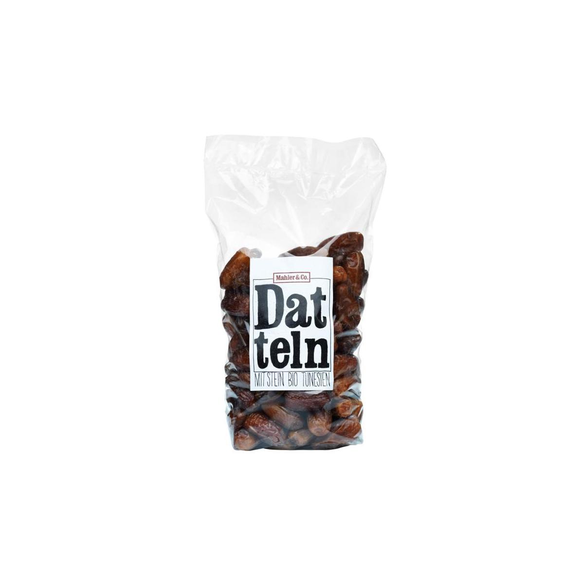 Bio Datteln mit Stein Deglet Nour 1kg